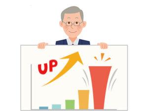 オーナー様の収益が大幅にアップ